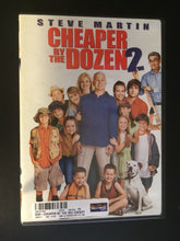 Cheaper By the Dozen 2 (DVD, 2006, Rental Ready Dual Side)