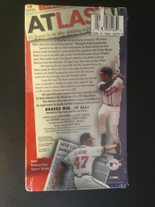 Atlanta Braves (Braves Win It All) VHS
