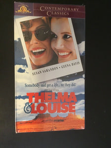 Thelma  Louise (VHS, 1992, Contemporary Classics) Brand New/Sealed