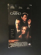 Casino (VHS, 1996, 2-Tape Set, Pan  Scan)