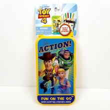 Toy Story 4 Takin' Action Fun On The Go - Color N' Sticker Activities