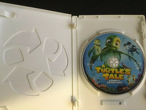 A Turtle's Tale: Sammy's Adventures (DVD, 2011)