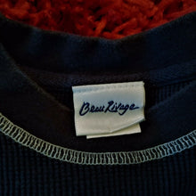 Beau Rivage Biloxi MS Outdoor Collection 1999 Long Sleeve Knit Tee-Dark blue-XL