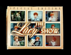 The Lucy Show - Lost Episodes Special Edition: 3 VHS videos 261 min (1998 Delta)