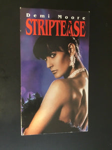 Striptease (VHS, 1999, Rated-R Version)