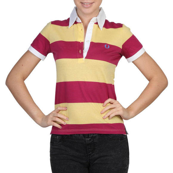 Fred Perry Womens Polo 31012043 0032