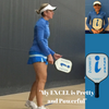Image of EXCEL Pickleball Paddle