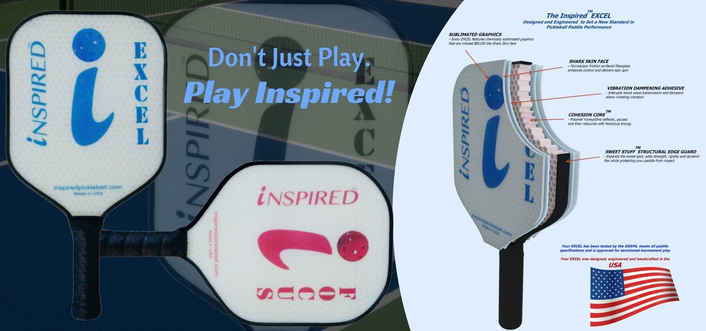 Superior Pickleball Paddles
