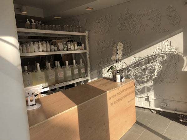Saponetti, Zero Waste, Really Great Goods, Refill
