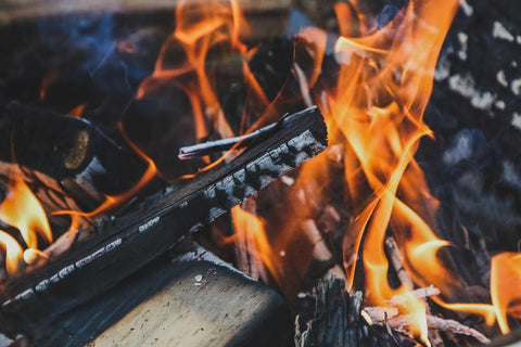 fire, reduce stress, 5 simple tips, really great goods