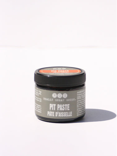 ALL NATURAL PIT PASTE by Really Great Goods