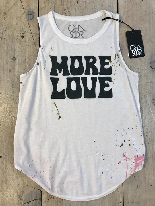 Chaser More Love Tank