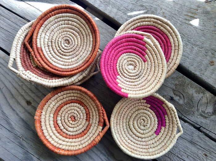 Small Woven Basket