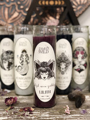 Goddess Candle Collection