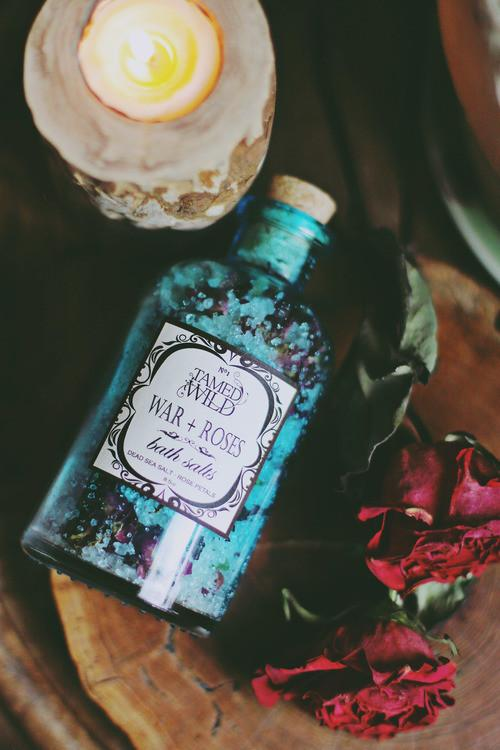 War + Roses Dead Sea Salt