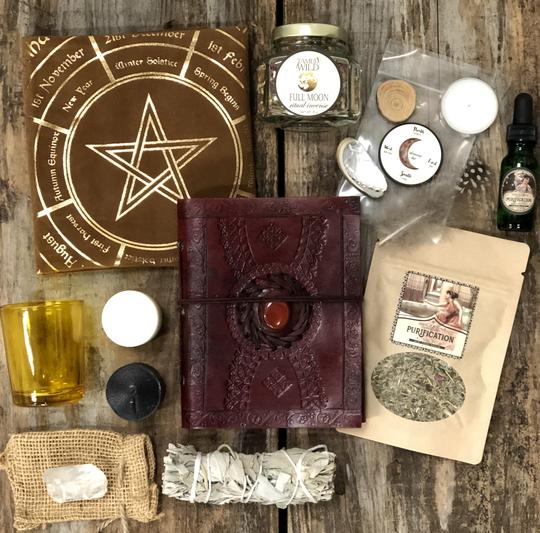 House of Rituals Box Intro Kit