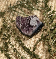 Rune Necklace // Protection