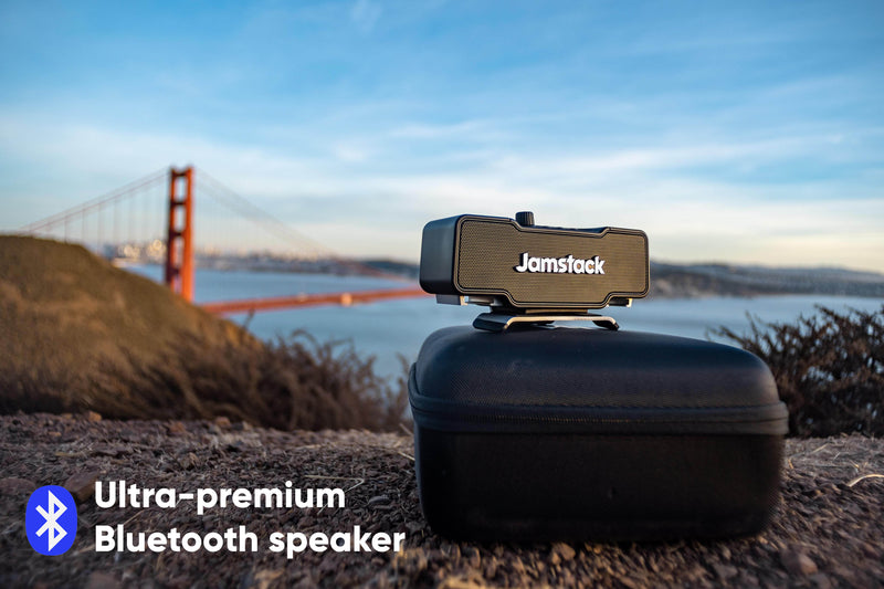 Jamstack - Attachable Guitar Amplifier