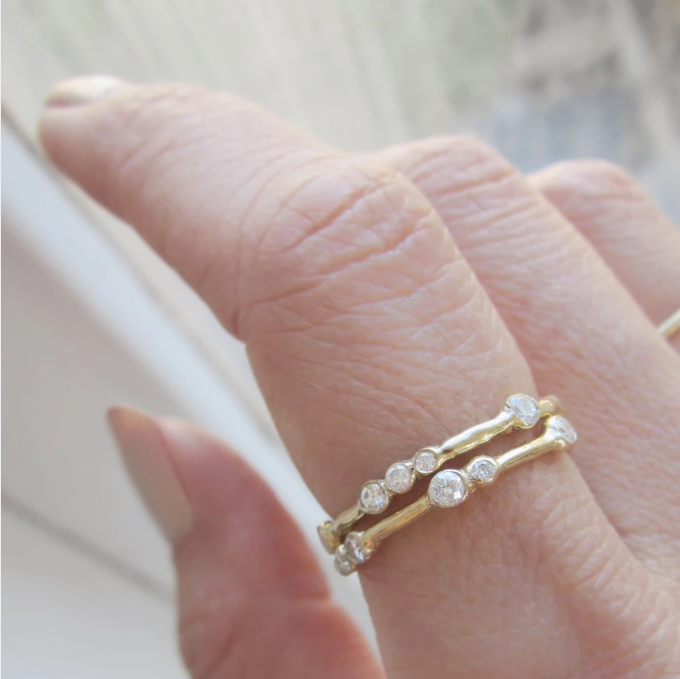 CONSTELLATION ETERNITY RING