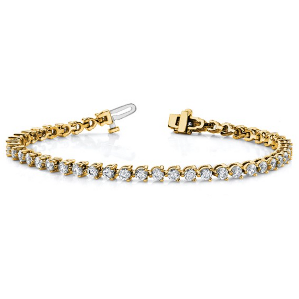 Diamond Tennis Bracelet // For Nicole <3