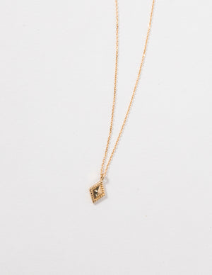 DIAMOND MILI NECKALCE