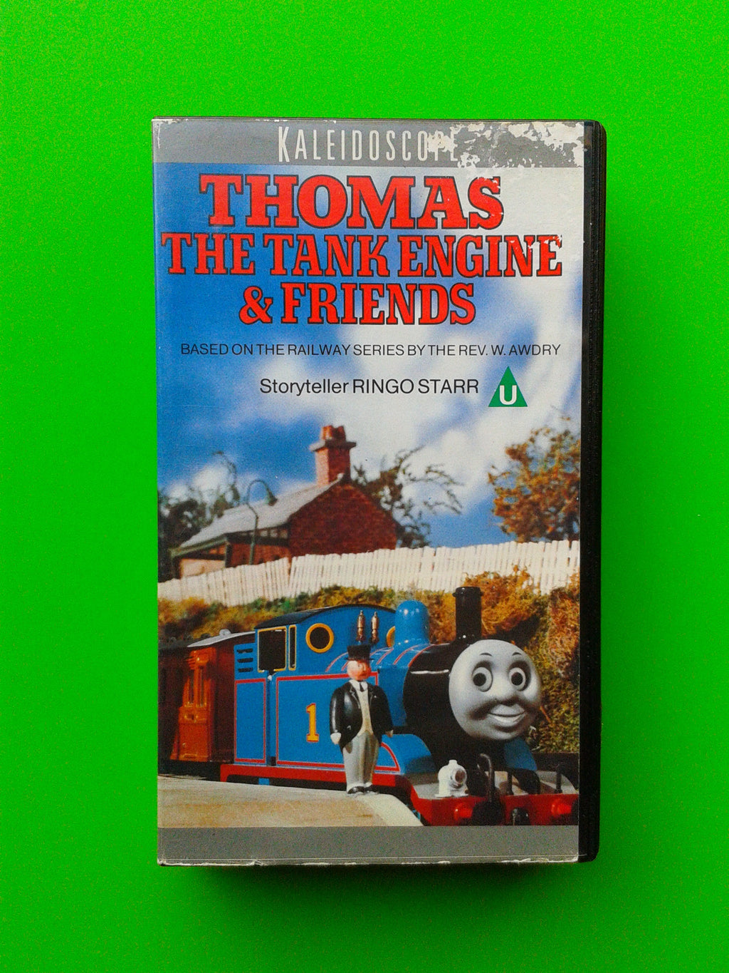 Thomas the Tank Engine and Friends VHS Video 1065