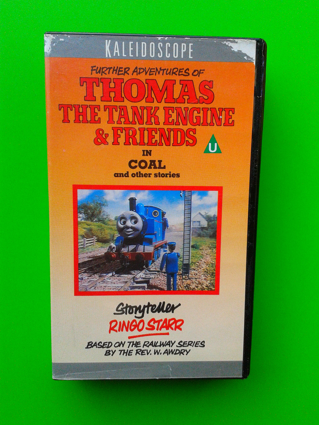 Thomas The Tank Engine - Coal VHS Video 1070