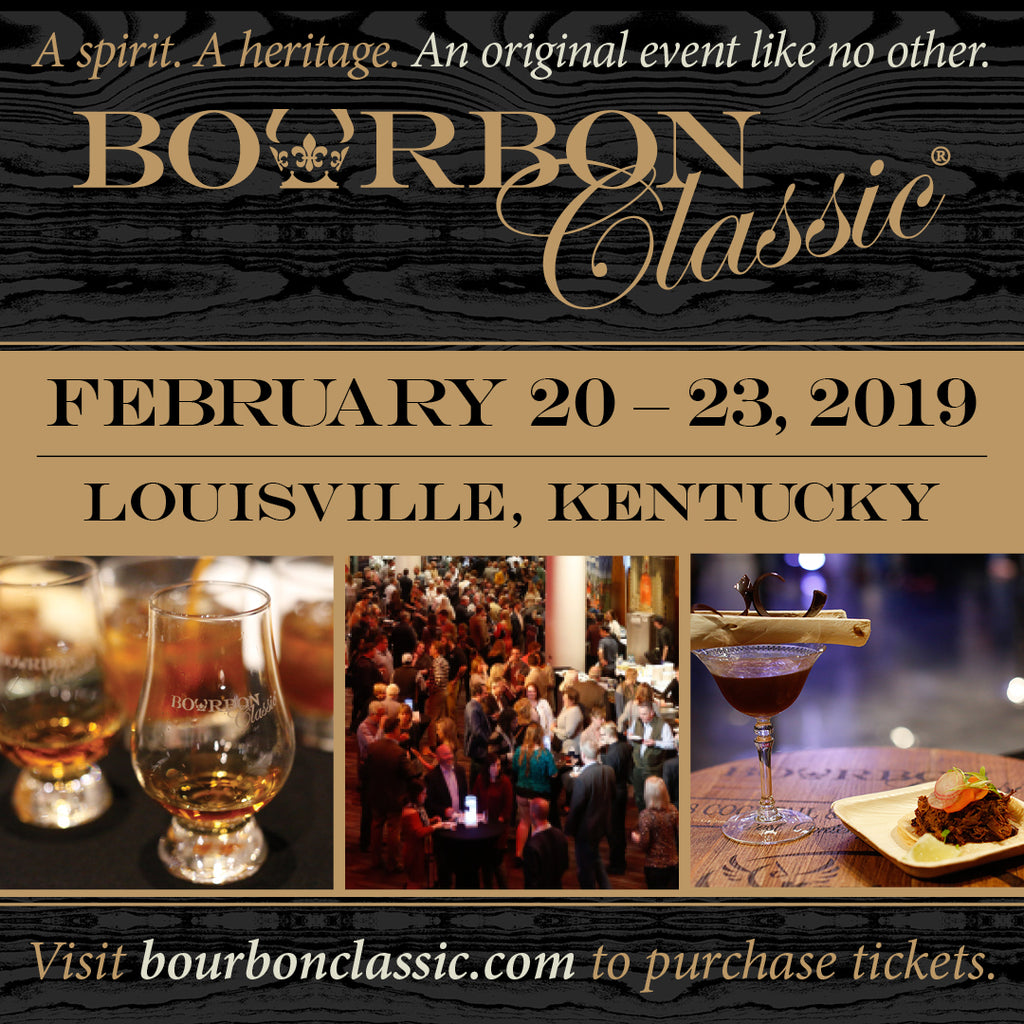 Bourbon Classic, Louisville Kentucky, Feb. 20-23, 2019
