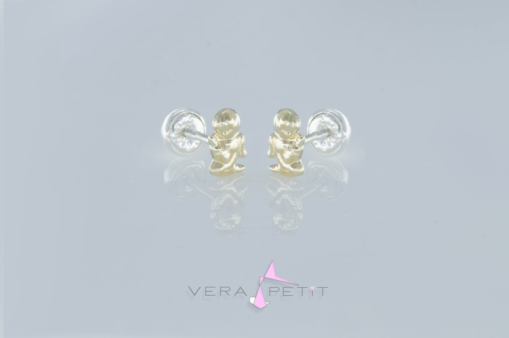 Aretes Angel Bebé