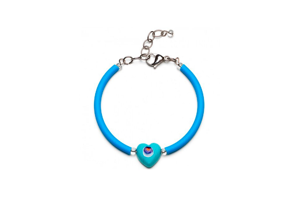 Pulsera Celeste Lovey Antica Murrina