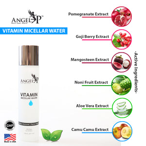 Vitamin Micellar Water (4oz)