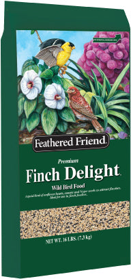 Feathered Friend Finch Delight 16lb (In Store Purchase Only)