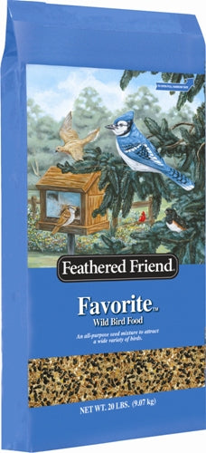 Feathered Friend Favorite Bird Seed (In Store Purchase Only) CURRENTLY OUT OF STOCK