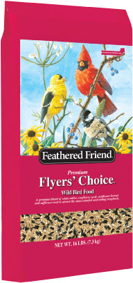 Feathered Friend Flyers' Choice Bird Seed (In Store Purchase Only)