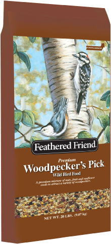 Feathered Friend Woodpecker's Pick 20lb (In Store Purchase Only)