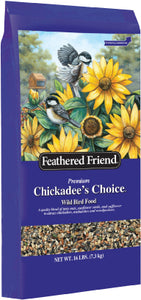 Feathered Friend Chickadee's Choice 16lb (In Store Purchase Only) CURRENTLY OUT OF STOCK