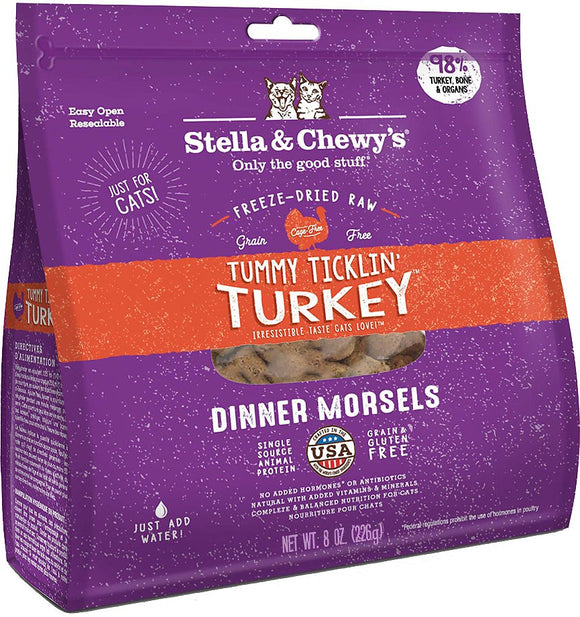Stella & Chewy's - Tummy Ticklin' Turkey Dinner Morsels