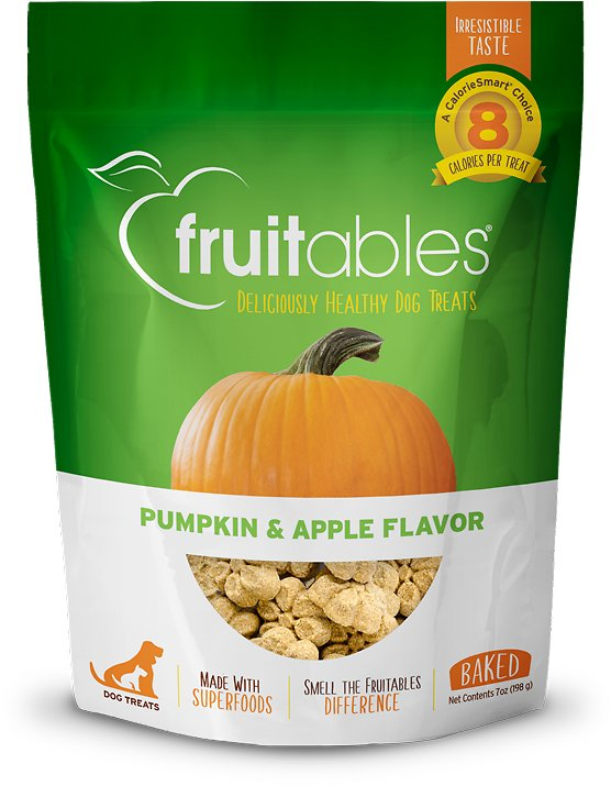 Fruitables - Baked - Pumpkin & Apple