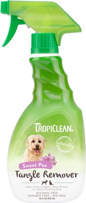 TropiClean - Sweet Pea Tangle Remover