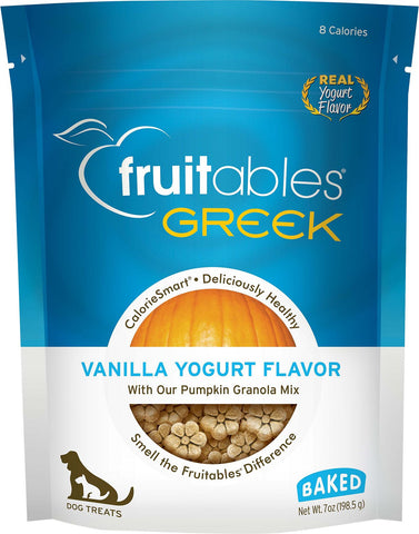 Greek - Vanilla Yogurt