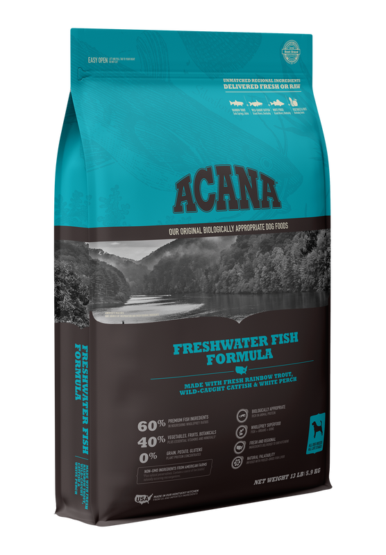 Acana - Freshwater Fish - Dry Dog Food