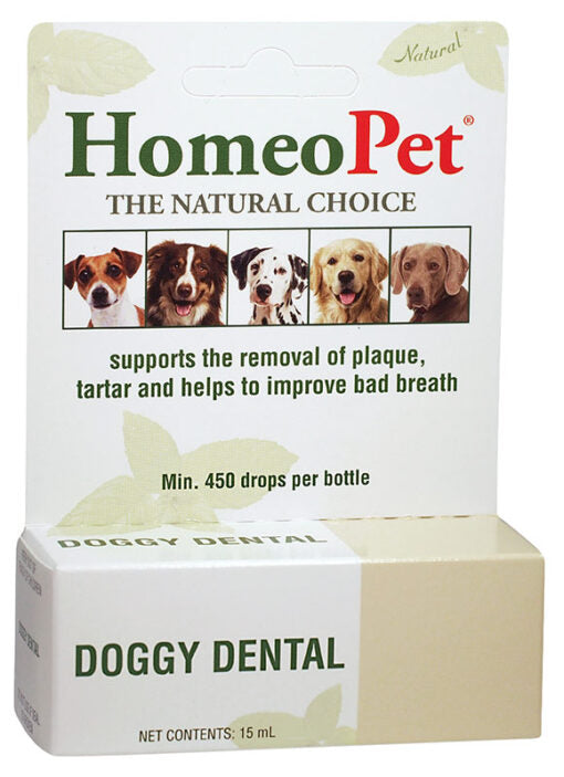 Homeopet - Doggy Dental