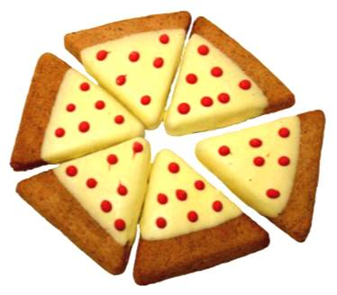 Pizza Slice Treat