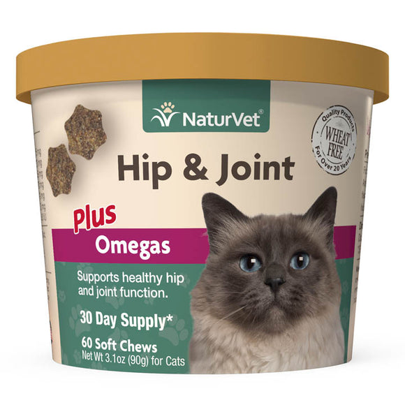 NaturVet Hip & Joint for Cats