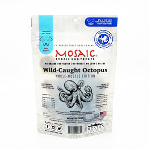 Mosaic Whole Muscle Octopus Treats