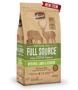 Full Source - Lamb & Venison