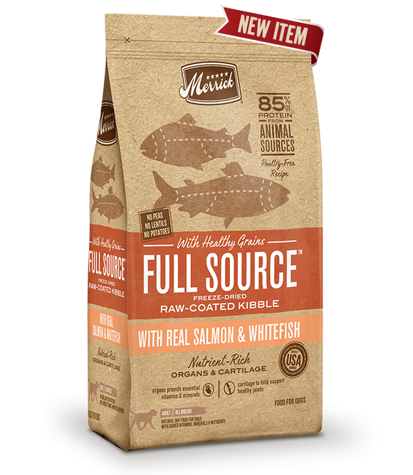 Full Source - Salmon & Whitefish
