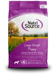 NutriSource - Large Breed Dry Puppy Food