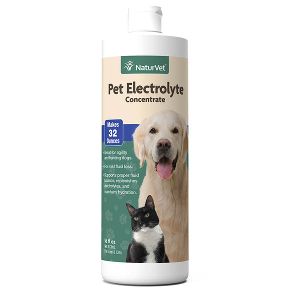 NaturVet Pet Electrolyte Concentrate
