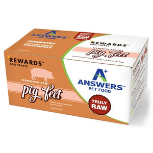 Answers - Fermented Pigs Feet (In Store Only)